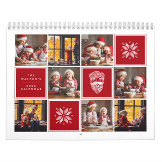 Classic Dear St. Nick | Holiday Calendar