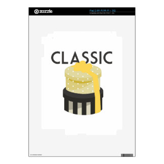 Classic Decals For The iPad 2