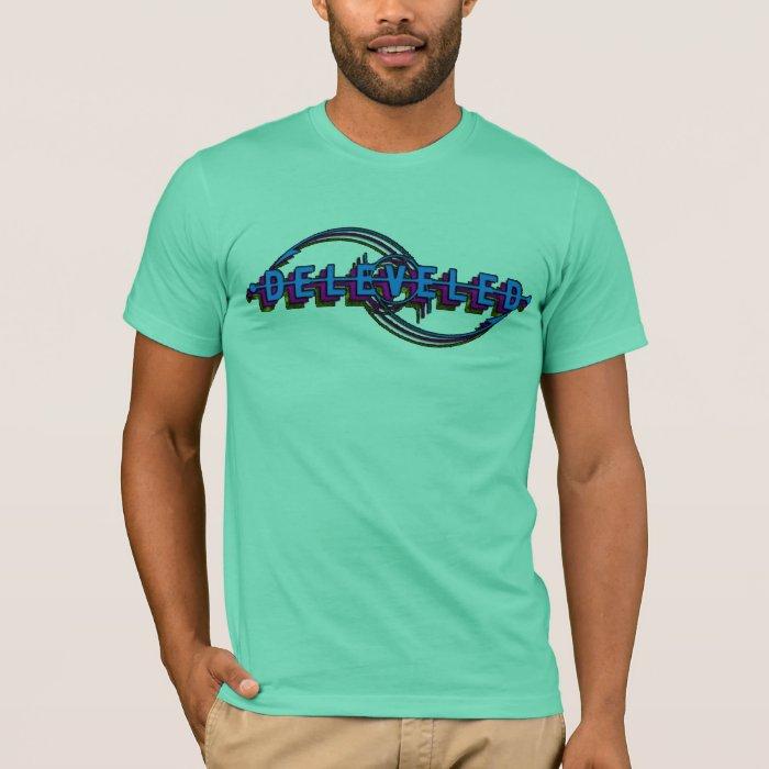 classic deleveled multicolored duece T-Shirt