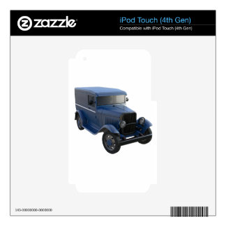 Classic Delivery Sedan iPod Touch 4G Skins