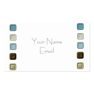 CLASSIC DESIGNER BUSINESS CARDS