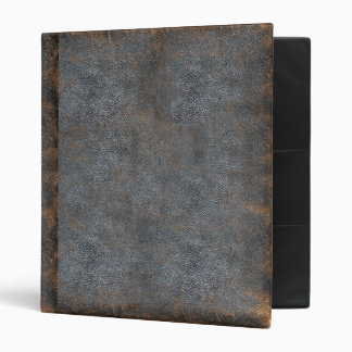 Classic Distressed Leather Antique Book Cover Binder