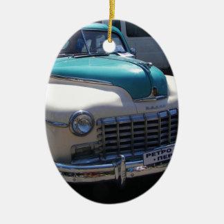 Classic Dodge. Ceramic Ornament
