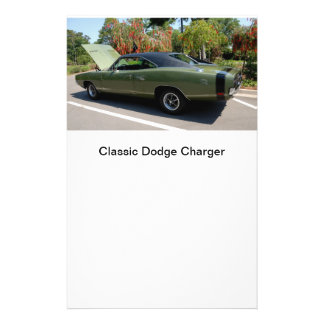 classic dodge charger flyer