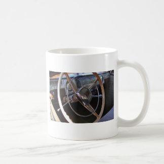 Classic Dodge dashboard. Coffee Mugs