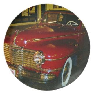 Classic Dodge. Melamine Plate