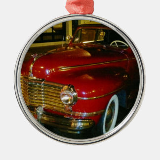 Classic Dodge. Metal Ornament