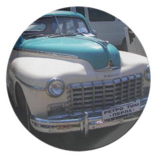 Classic Dodge. Plate