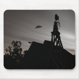 Classic Domed Saucer Mousepad