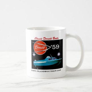 Classic Dorsett Boats mug