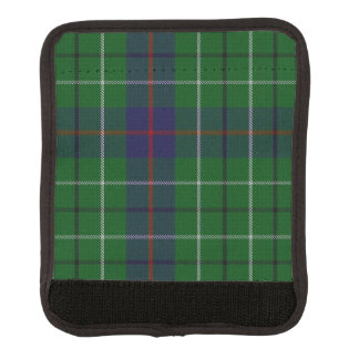 Classic Duncan Plaid Luggage Handle Wrap