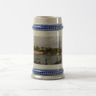 CLASSIC: Eiffel Tower, Paris, France 18 Oz Beer Stein