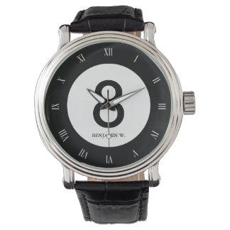 Classic Eight Ball Watch