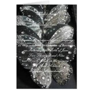 Classic Elegance-Invitation Card