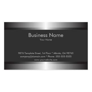 Classic Elegant Business Card Template