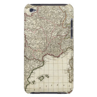 Classic European Map iPod Touch Case