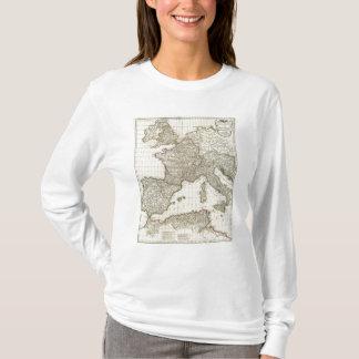 Classic European Map T-Shirt