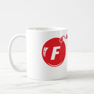 Classic F Bomb Mug