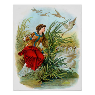 Classic Fairy Tales - The Wild Swans Posters