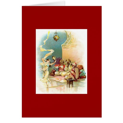 Classic Fairytales Greeting Card