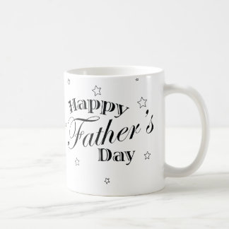 Classic Father's Day Classic White Coffee Mug