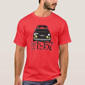 Classic Fiat 500 t-shirt
