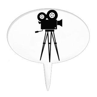 Classic Film Camera Cake Topper