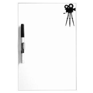 Classic Film Camera Dry-Erase Whiteboards