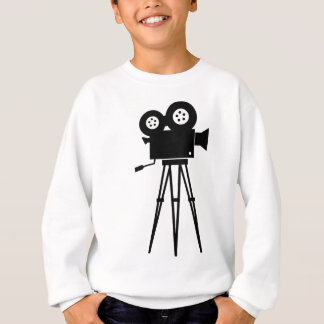 Classic Film Camera Sweatshirt