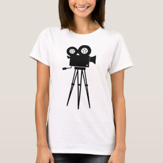 Classic Film Camera T-Shirt