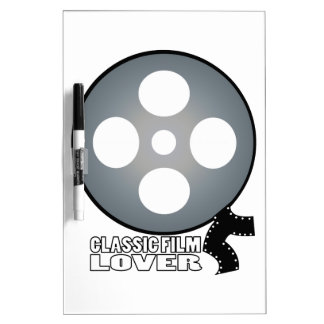 Classic Film Lover Dry-Erase Board