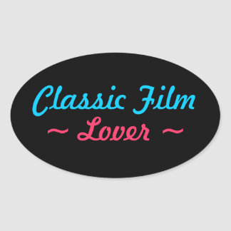 CLASSIC FILM stickers (4)