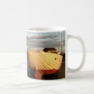 Classic Fishing Boats Coffee Mug