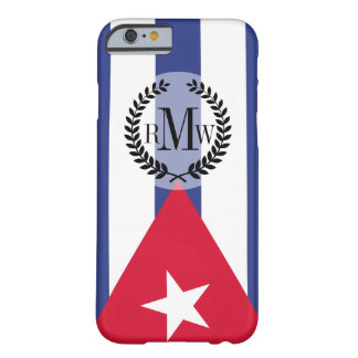 Classic Flag of Cuba Barely There iPhone 6 Case