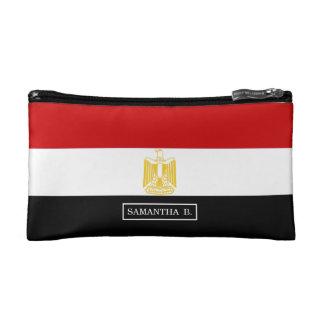 Classic Flag of Egypt Cosmetic Bag