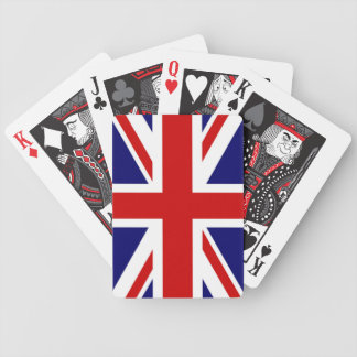 Classic Flag of the United Kingdom PLAYING CARDS