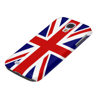 Classic Flag of the United Kingdom The Union Jack Galaxy S4 Cover