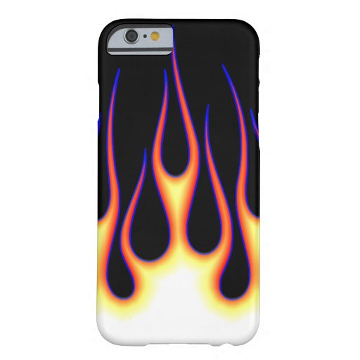 Classic Flame iPhone 6 case Cases