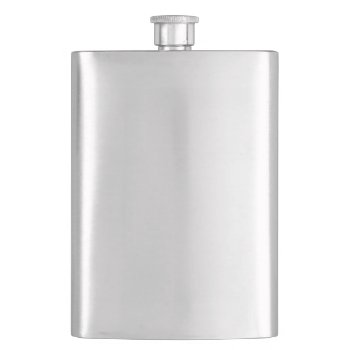 Classic Flask With Your Own Custom Image by CREATIVESPORTS at Zazzle