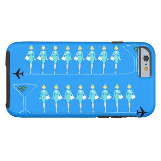 Classic Flight Attendant iPhone 6 Case