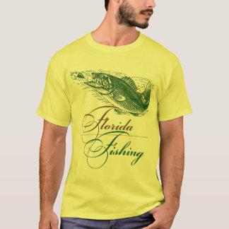 Classic Florida Fish Fishing Traveler T-Shirt