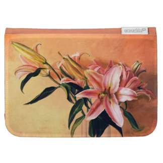 Classic Flower Arrangement still life oil paint Kindle Keyboard Covers