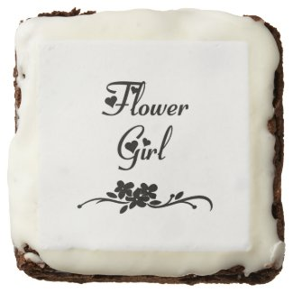 Classic Flower Girl Brownie