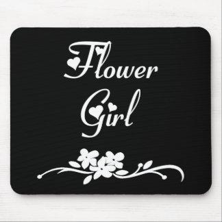 Classic Flower Girl Mousepad