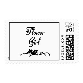 Classic Flower Girl Postage