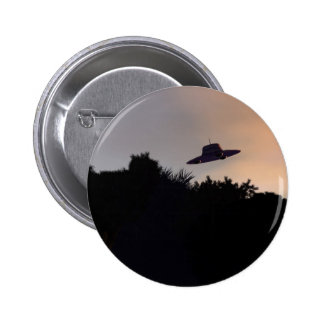 Classic Flying Saucer 2 Button