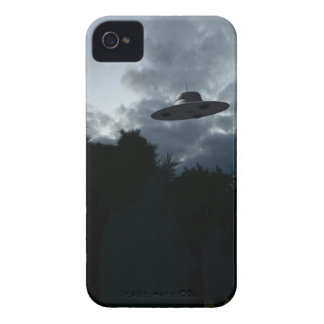 Classic Flying Saucer Case iPhone 4 Case
