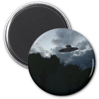 Classic Flying Saucer Magnet