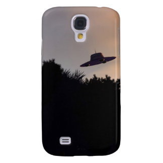 Classic Flying Saucer V2 Case Samsung Galaxy S4 Cover