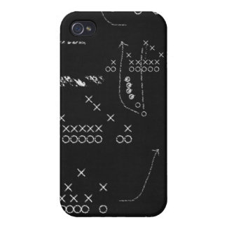 Classic Football Plays iPhone 4 Cover